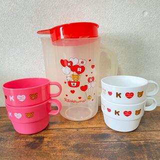 サンエックス(サンエックス)のリラックマ スタッキングカップ(グラス/カップ)