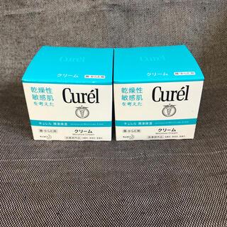 Curel - キュレル クリーム ジャー 90g