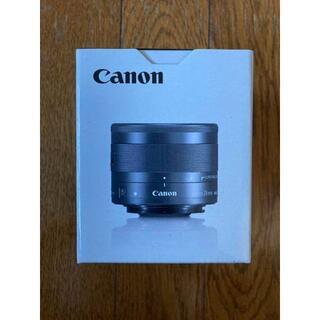 Canon - Canon マクロレンズ EF-M28mm F3.5 IS STM