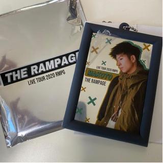 THE RAMPAGE - フォトミラーキーホルダー(長谷川慎)