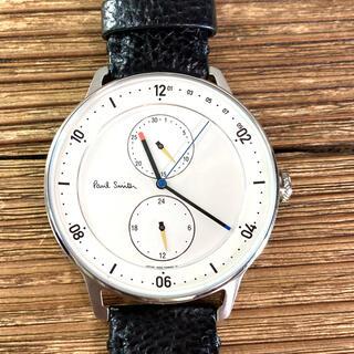 ポールスミス(Paul Smith)の美品 Paul Smithポールスミス クォーツ腕時計アナログ   レザー(腕時計(アナログ))