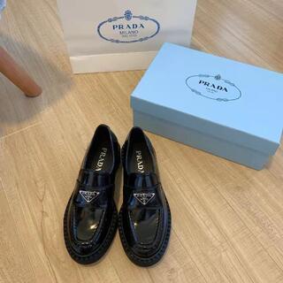 PRADA - 革靴#プラダ、prada#ローファー。レディース