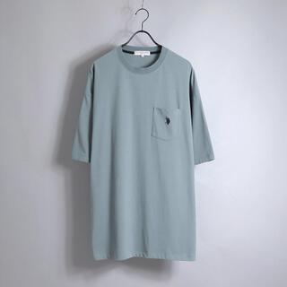 POLO RALPH LAUREN - U.S. POLO ASSN. /ユーエスポロアッスン 刺繍胸ポケットTシャツ