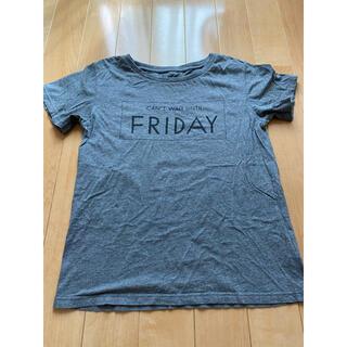 フレイアイディー(FRAY I.D)のフレイアイディー グレー Tシャツ(Tシャツ(半袖/袖なし))