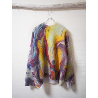 Maison Martin Margiela - 【NAMACHEKO】19AW Rezyane knit