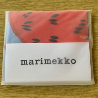 マリメッコ(marimekko)のマリメッコ マンシッカヴォレット 枕カバー ピローケース 未開封 いちごの山(シーツ/カバー)