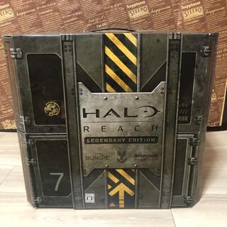エックスボックス(Xbox)のHalo Reach レジェンダリー エディション フィギュア他(ゲームキャラクター)
