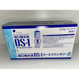 大塚製薬 - 経口補水液 OS-1 ゼリー