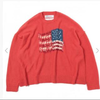 UNUSED - DAIRIKU/Inside Out America Knit
