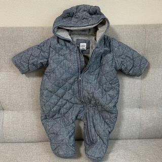 ベビーギャップ(babyGAP)のGAPbaby 赤ちゃん アウター 0〜3month(ロンパース)