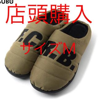 F.C.R.B. - FCRB subu sandal M