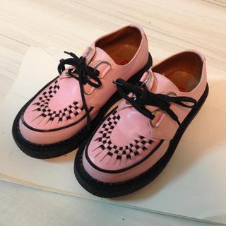 厚底♡ピンク♡ラバーソール(レインブーツ/長靴)