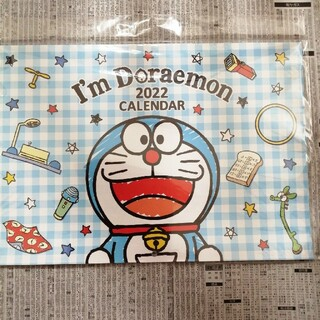 サンリオ(サンリオ)のカレンダー ドラえもん 壁掛け(カレンダー/スケジュール)