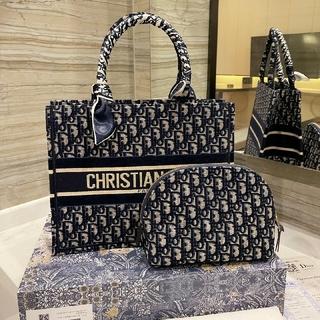 クリスチャンディオール(Christian Dior)のbook toteフルパッケージ+スカーフ+パケ❤️(その他)