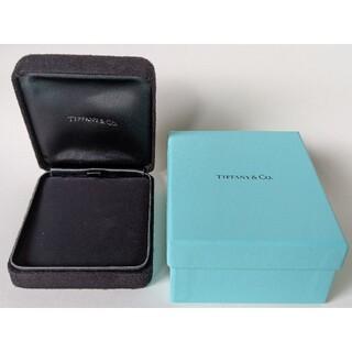 ティファニー(Tiffany & Co.)のTIFFANY&Co. ティファニー ネックレスケース ジュエリーケース&箱 N(その他)