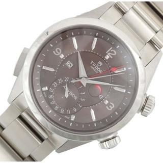 チュードル(Tudor)のチュードル TUDOR ヘリテージ アドバイザー 腕時計 メンズ【中古】(腕時計(アナログ))