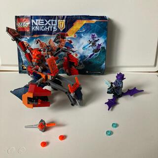 Lego - レゴ ネックスナイツ メイシーのネックス・ウイング ミニフィグ1体欠品