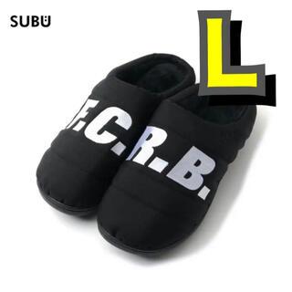 F.C.R.B. - サンダル FCRB SUBU SANDAL ブラック L