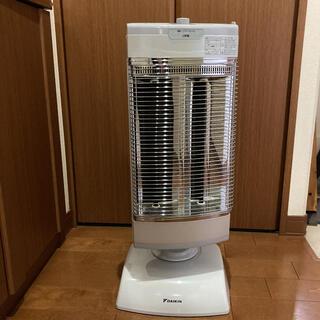 ダイキン(DAIKIN)のダイキン セラムヒート ERFT11TS-W 2016年製 セラミックヒーター(電気ヒーター)