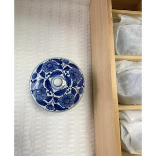 タチキチ(たち吉)のたち吉 お茶呑茶碗 5客セット 蓋付き(食器)