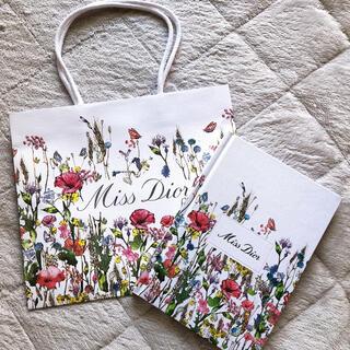 ディオール(Dior)のミスディオール/Dior/ショッパー/限定/ノート/ノベルティセット(ノベルティグッズ)