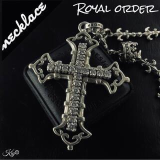 ROYALORDER - 総額35万↑↑★ROYAL ORDER【ロイヤルオーダー】ネックレス 3点セット