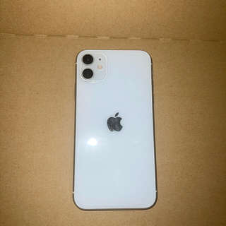 iPhone - iPhone11 128G white