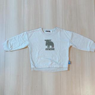 フタフタ(futafuta)の【moz】ロングTシャツ 90(Tシャツ/カットソー)
