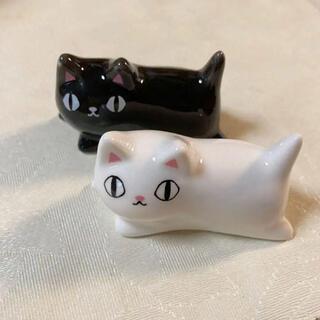 猫さん箸置き2個セット