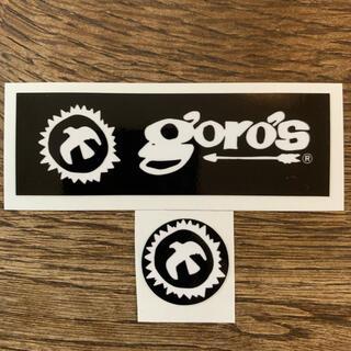 goro's - goro's原宿ゴローズ ステッカー
