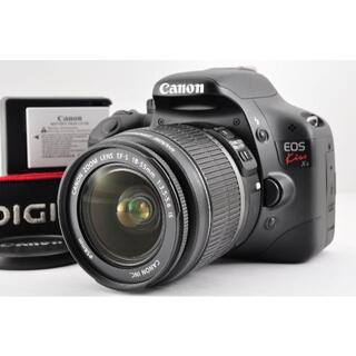 Canon - #CJ07 Canon EOS Kiss X4 デジタルカメラ 超絶美品