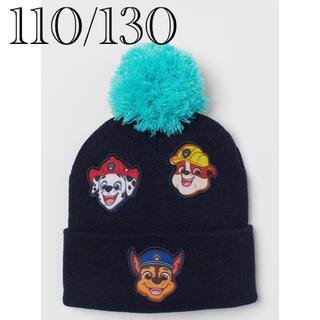 エイチアンドエム(H&M)の《新作》新品 パウパトロール デザインキャップ 110/130 (帽子)