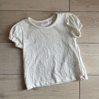 フタフタ(futafuta)のママラク 半袖トップス ☻(Tシャツ/カットソー)