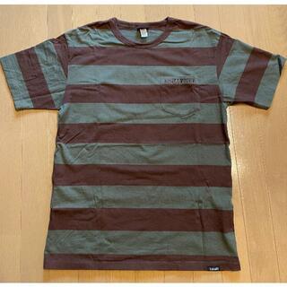 schott - [Schott/ショット] Tシャツ W.O.BORDER POCKET TEE