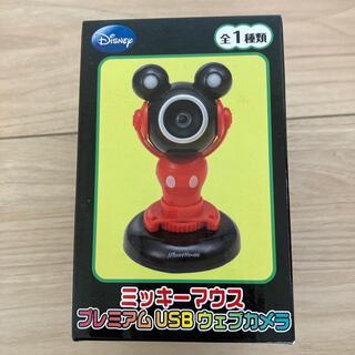 セガ(SEGA)のミッキーマウス プレミアムUSB ウェブカメラ(PC周辺機器)