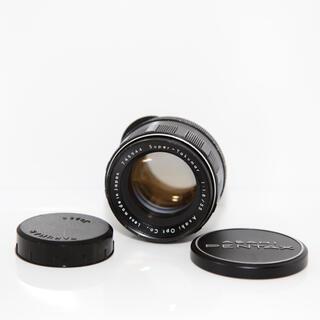 ペンタックス(PENTAX)のsuper takumar 55mm f1.8 初期型(レンズ(単焦点))
