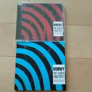 【盤面美品】BOOWY CD DVD