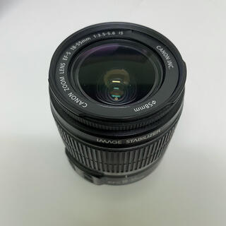 Canon - Canon EF-S 18-55mm 1:3.5-5.6 IS