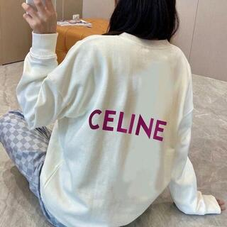celine - 人気爆品CELINE パーカー
