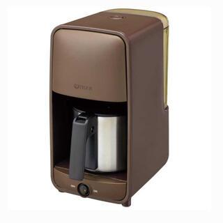 TIGER - タイガー魔法瓶 コーヒーメーカー テイストマイスター ADC-A060(TD)