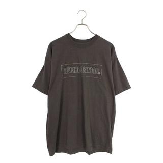 NEIGHBORHOOD - ネイバーフッド ロゴプリントTシャツ L