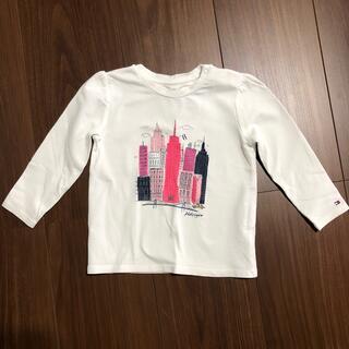 トミーヒルフィガー(TOMMY HILFIGER)のTOMMY HILFIGER 74cm 長袖Tシャツ(Tシャツ)