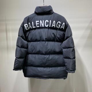 Balenciaga - BALENCIAGA ダウンジャケット 男女兼用