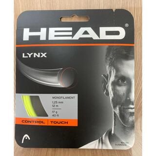 HEAD - ヘッド(HEAD) リンクス Lynx125硬式テニスストリング