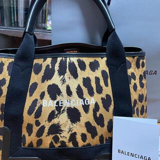 バレンシアガバッグ(BALENCIAGA BAG)のバレンシアガトートバッグ S レオパード美品♡(トートバッグ)