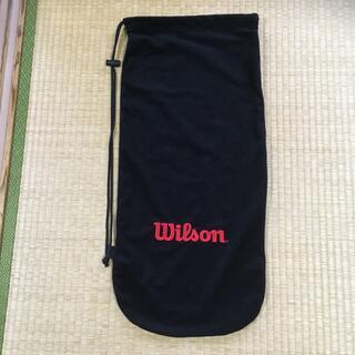 wilson - ウィルソンラケットケース
