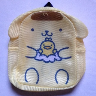 ポムポムプリン(ポムポムプリン)のレア☆ポムポムプリン 洗濯ネット(キャラクターグッズ)