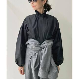 L'Appartement DEUXIEME CLASSE - アパルトモン:Stand Frill Blouse