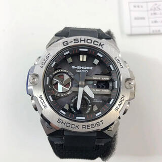 CASIO - 美品 G-SHOCK ソーラー 腕時計 GST-B400-1AJF