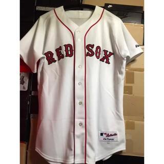 NIKE - MLB ボストンレッドソックス 松坂大輔 オーセンティック ユニフォーム #18
